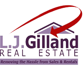 LJG Real Estate Logo